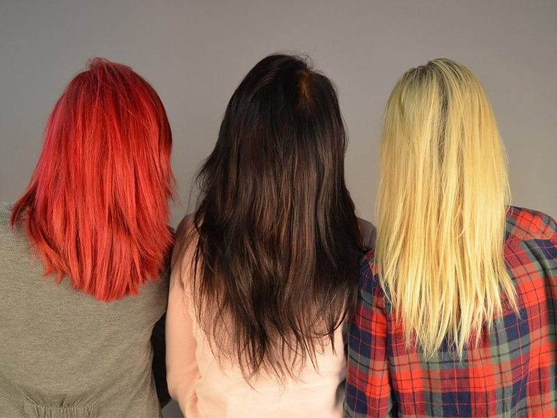 Hair Colour for women